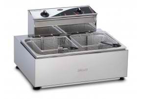 Roband 1pan/2 basket fryer