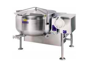kgl 40tsh cleveland tilting kettle bratt/boiling pan