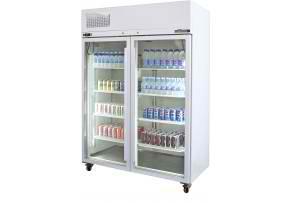 LDS2GDCB Williams Freezer Upright Refrigerator (2 Doors)