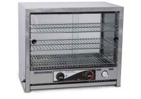 roband pa & pw series pie warmer benchtop equipment