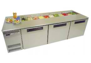 PG800Prep Skope Sandwich Preparation Counter