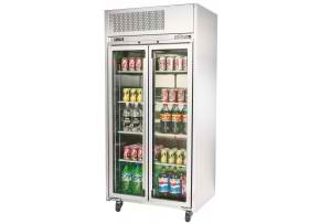hr2gdss williams upright refrigerator 2 Doors