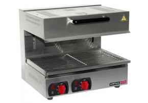 anvil saa0002 salamander toaster benchtop equipment