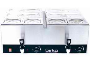 birko 1110102 bain maries benchtop equipment
