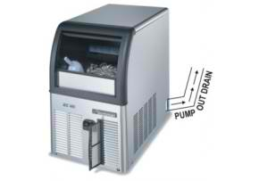 EC 46-PWD-A Scotsman Ice Machine