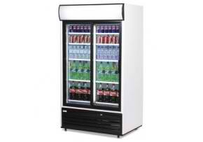 gm0875ls bromic upright refrigerator 2 Doors