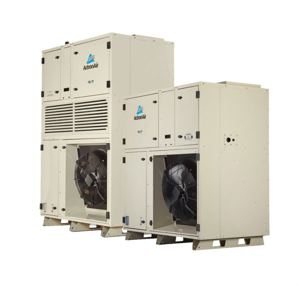 coles-packaged-units, Commercial Packaged AC System
