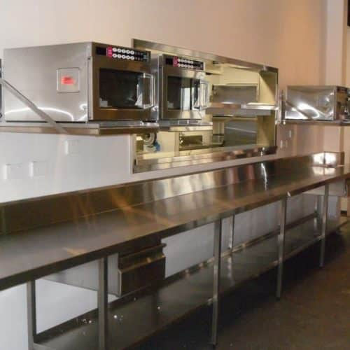Refrigeration, Air Conditioning, catering equipment