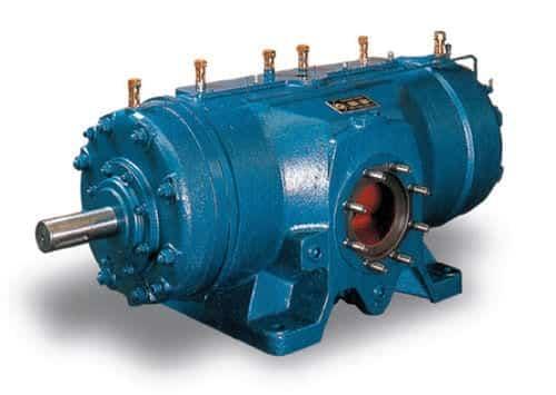 rotary compressor