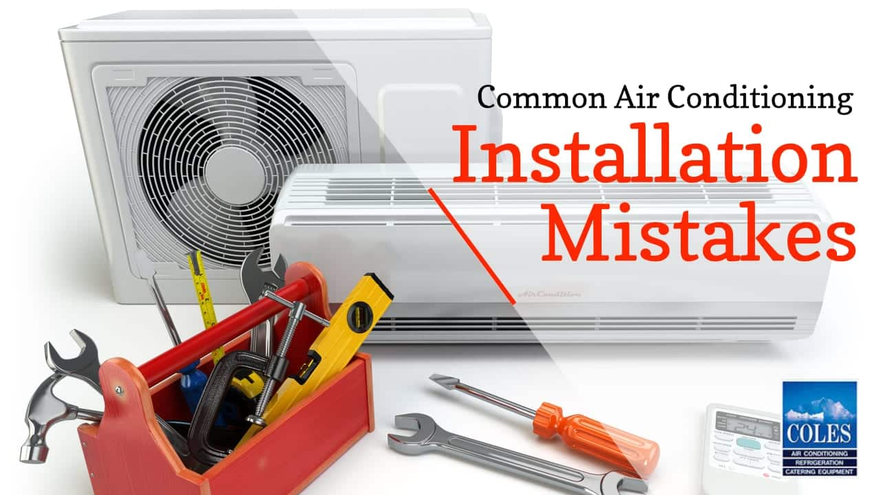 installing an air conditioning unit may seem simple