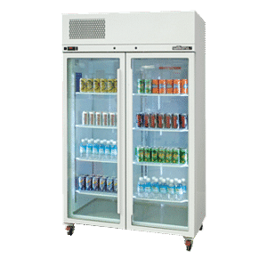 commercial catering equipment, refrigeration system