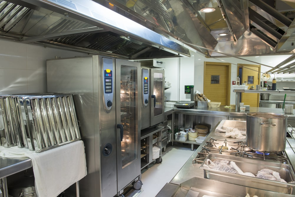Purchase and Installation of Commercial Catering Equipment