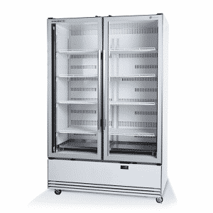 BME1200N-A Skope 2 Door ActiveCore Upright Fridge