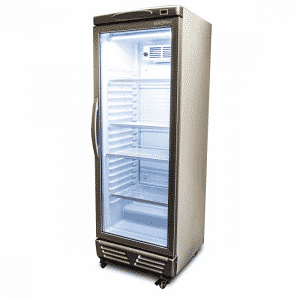 GM0300 LED ECO Bromic Upright Display Fridge