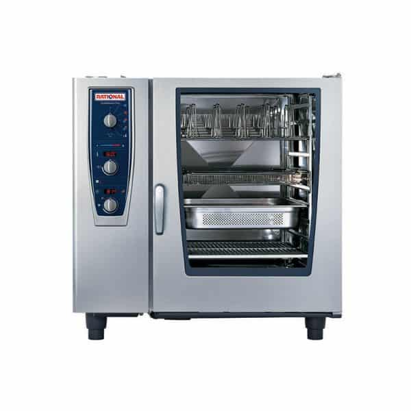 CMP102E Rational CombiMaster Plus, 20 Tray Electric Oven