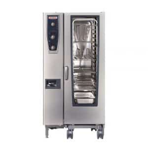 CMP201G-NG Rational CombiMaster Plus, 20 Tray Natural Gas Oven