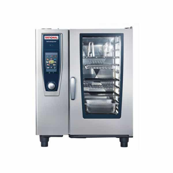 SCC5S101E Rational 10 Tray Electric Combi Oven