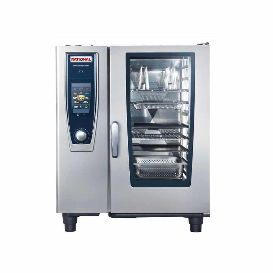 Rational SelfCookingCentre 5 Senses 10 Tray Combi Oven