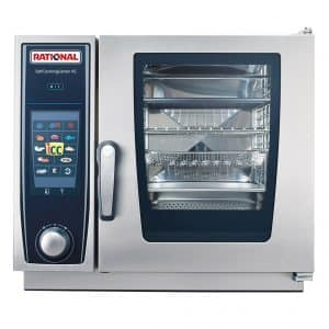 SCC5S623E Rational 6 x 2/3 Tray Electric Combi Oven