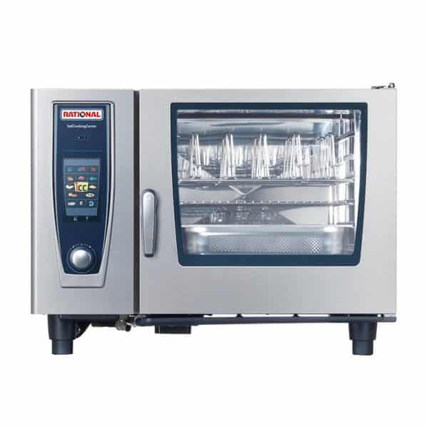 SCC5S62G-NG Rational 12 Tray Gas Combi Oven