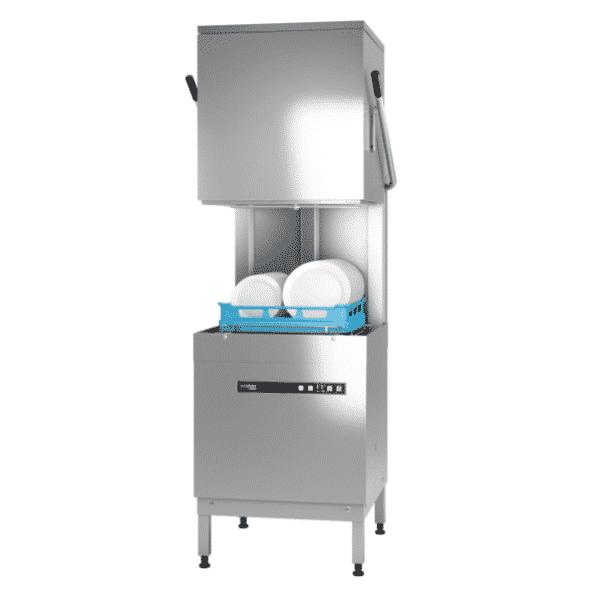 ECOMAX 602 Hobart Passthrough Dishwasher