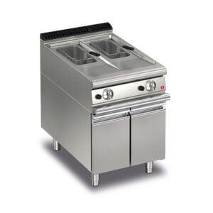Baron Q70FRI/G610 10+10L Split Pot Deep Fryer