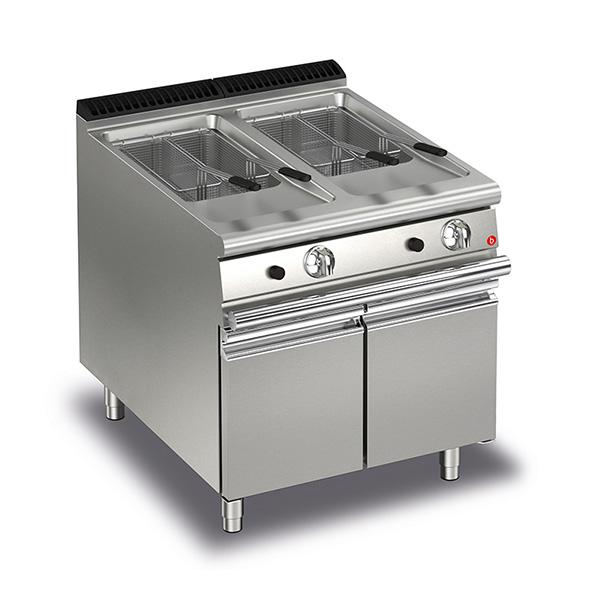 Baron Q70FRI/G815 15+15L Deep Fryer